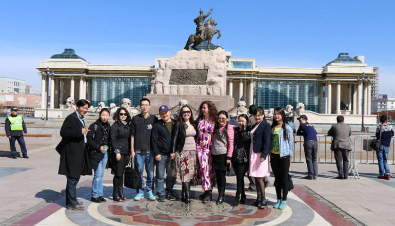 Museum Educators from across Ulaanbaatar at one of our trainings